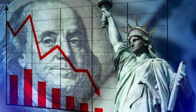 Экономика США в первом квартале 2020-го сократилась впервые за шесть лет