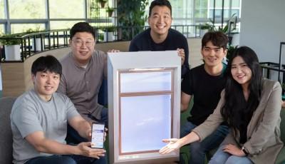 Samsung представил эрзац-окно, которое генерирует искусственный солнечный свет