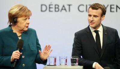Франция и Германия предложили фонд восстановления экономики ЕС на €500 млрд