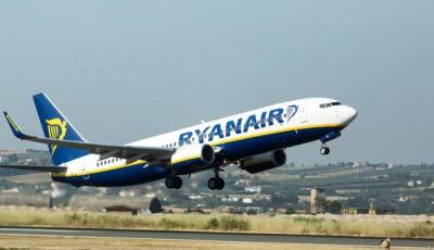 Лоукостеру Ryanair разрешили выполнять рейсы между Украиной и Италией