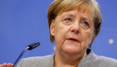 Меркель: На следующей неделе в Германии откроются первые магазины