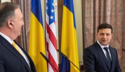 Зеленский обсудил с госсекретарем США возможность получения кредита